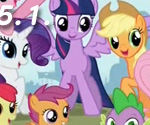 My Little Pony, Sez 5 Odc 1