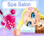 Slacking: Spa Salon
